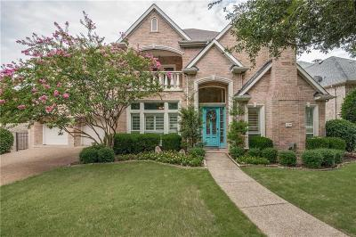 Frisco Single Family Home For Sale: 5700 Southern Hills Drive