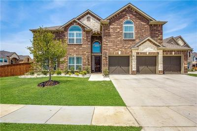 Prosper Single Family Home For Sale: 4217 Cypress Bayou Court