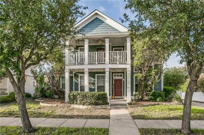 Providence Village Single Family Home For Sale: 1025 Oakcrest Drive