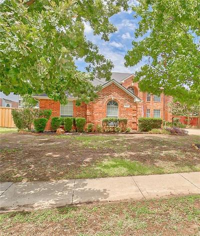 Keller Single Family Home Active Contingent: 1525 Creekview Drive