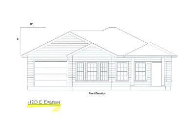 Sherman Single Family Home For Sale: 1120 E Epstein Street