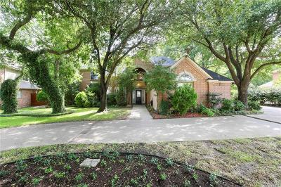 Heath Single Family Home For Sale: 2509 Chantilly Court