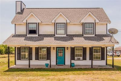 Kerens Single Family Home Active Contingent: 12130 County Road 3120
