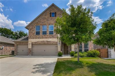 McKinney Single Family Home Active Option Contract: 8349 Saint Clair Drive