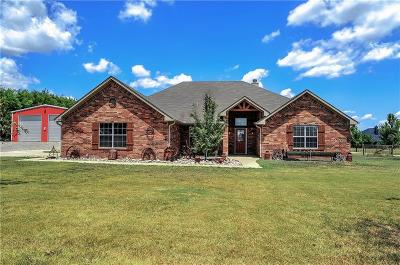 Howe Single Family Home Active Option Contract: 87 Prairie Crossing Court