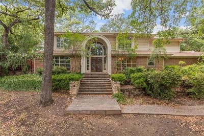 Euless Single Family Home Active Option Contract: 1402 Pebble Creek Drive