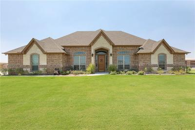 Azle Single Family Home For Sale: 424 Hartley Way Road