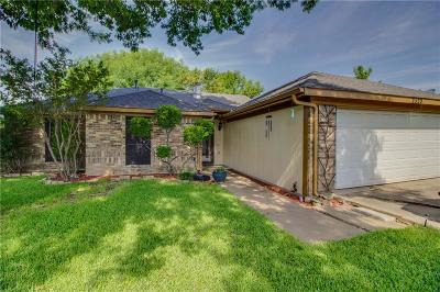 Sachse Single Family Home For Sale: 2520 Herring Circle