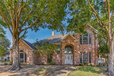Mansfield Single Family Home For Sale: 1028 Pebble Beach Drive