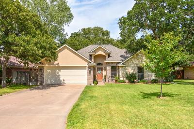 Stephenville TX Single Family Home Active Kick Out: $215,000