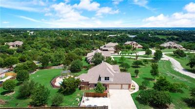 Weatherford Single Family Home Active Option Contract: 2517 Elk Hollow Lane
