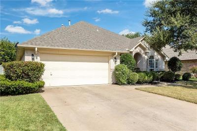 Hurst Single Family Home For Sale: 468 Shade Tree Circle