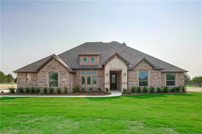 Midlothian Single Family Home For Sale: 3840 Richard Road