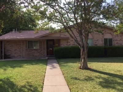 Plano Single Family Home For Sale: 1425 Ridgecrest Drive
