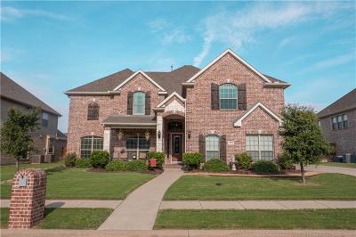 Sachse Single Family Home Active Contingent: 7021 Royal Oak Estates Drive