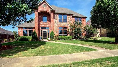 North Richland Hills Single Family Home For Sale: 8309 Johns Way