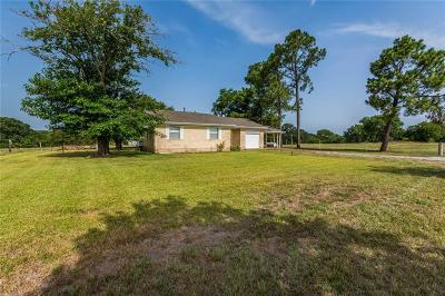 Denison Single Family Home For Sale: 1566 Middle Road