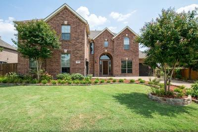 Allen  Residential Lease For Lease: 1605 Barclay Drive