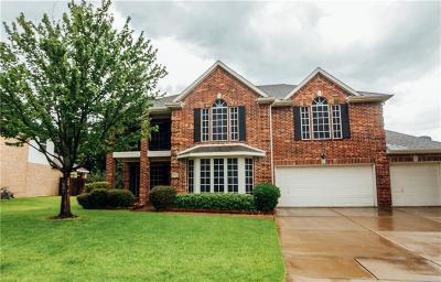 Arlington Single Family Home For Sale: 5521 Vicksburg Drive