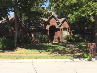 Keller Single Family Home For Sale: 1310 Snow Mountain Circle