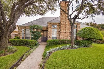 Dallas Single Family Home Active Contingent: 6029 Still Forest Drive