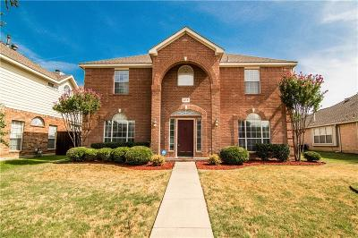 Lewisville Single Family Home For Sale: 417 Dumas Court