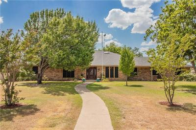 Weatherford Single Family Home For Sale: 2816 Green Branch Road