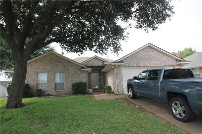 Fort Worth Single Family Home For Sale: 3756 Brett Drive