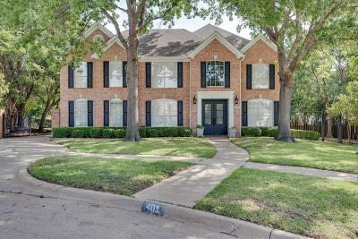 Southlake Single Family Home For Sale: 401 Oxford Court