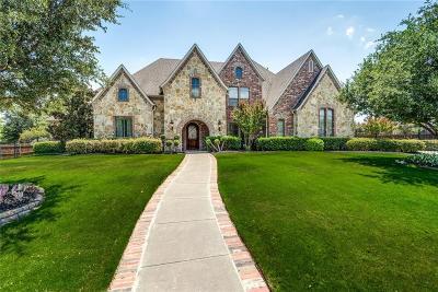 Keller Single Family Home For Sale: 320 Calais Drive