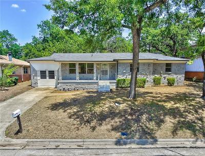 Bedford, Euless, Hurst Single Family Home For Sale: 932 Walter Street