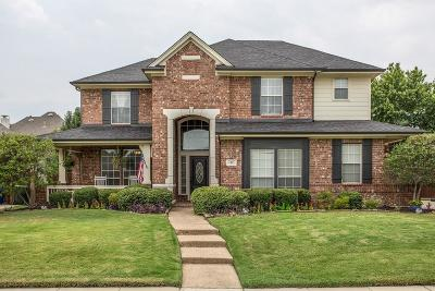 Carrollton Single Family Home Active Option Contract: 4212 Williamson Lane