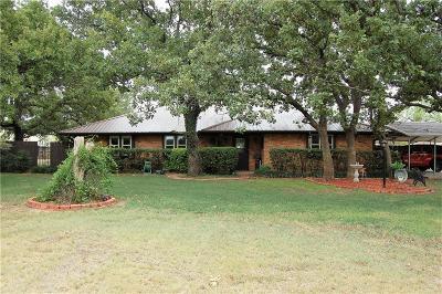 Graham Single Family Home For Sale: 694 Us Highway 380 E