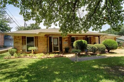 Bedford Single Family Home Active Option Contract: 2501 Summit View Drive