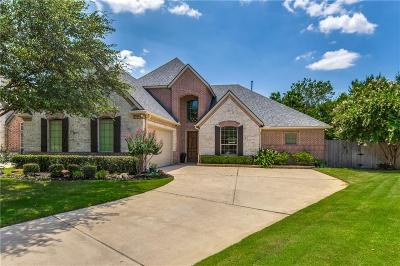 Hurst Single Family Home Active Kick Out: 741 Trails End Circle