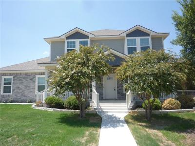 Weatherford Single Family Home For Sale: 340 Miramar Circle