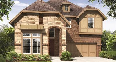 Mckinney Single Family Home For Sale: 5728 Adair Place
