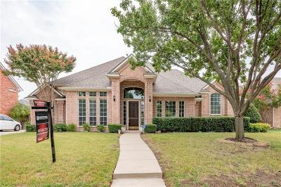 Colleyville Single Family Home Active Option Contract: 6605 Meade Drive