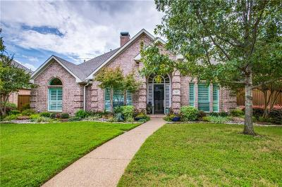 Coppell Single Family Home For Sale: 843 Pelican Lane