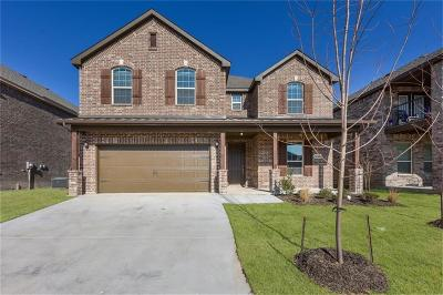 Fort Worth TX Single Family Home For Sale: $320,714