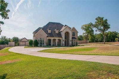 Burleson Single Family Home For Sale: 2421 Plantation Drive N
