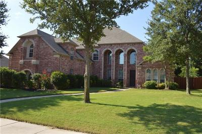 Flower Mound Single Family Home For Sale: 3213 Pecan Meadows Drive