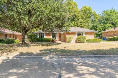 Dallas Single Family Home For Sale: 5810 Trailwood Drive