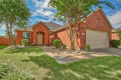 Rowlett Single Family Home Active Option Contract: 10614 Woodlands Trail