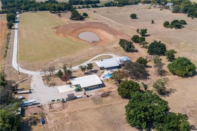 Wise County Farm & Ranch For Sale: 872 Cr 1770