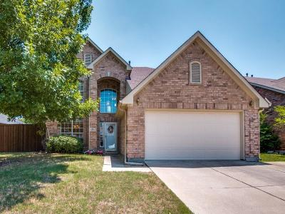 The Colony Single Family Home Active Option Contract: 4204 Creek Hollow Way