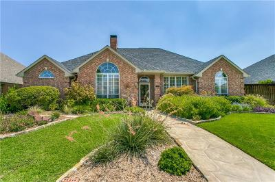 Plano Single Family Home Active Contingent: 2820 Redfield Drive