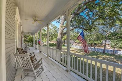 Weatherford Single Family Home For Sale: 316 S Lamar Street