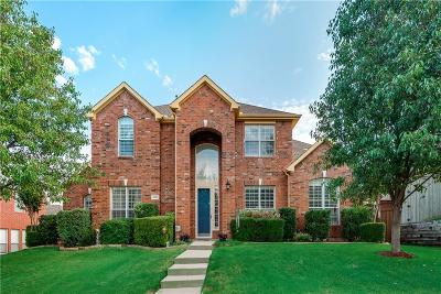 Frisco Single Family Home For Sale: 7550 Yellowstone Drive