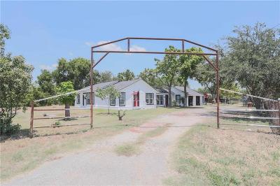 Corsicana Single Family Home Active Option Contract: 7603 S Us Highway 287